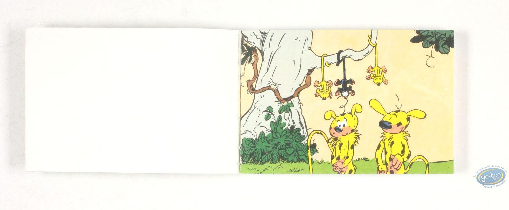 BD prix mini, Marsupilami (Le) : Flip book, Marsupilami Mini movie N°1