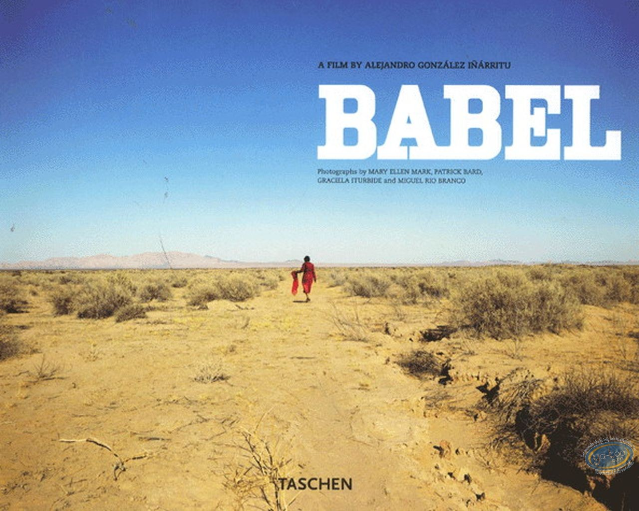 Livre, Babel - A film by Alejandro Gonzalez Inarritu