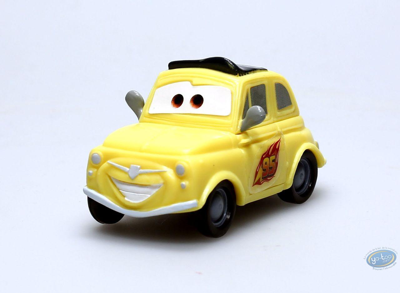 Figurine plastique, Cars : Luigi