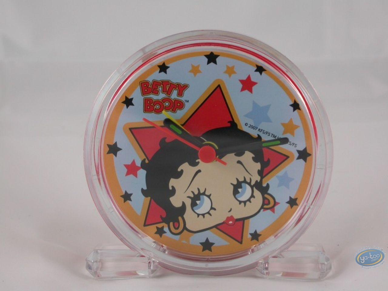 Horlogerie, Betty Boop : Réveil, Betty Boop 'La Star'.