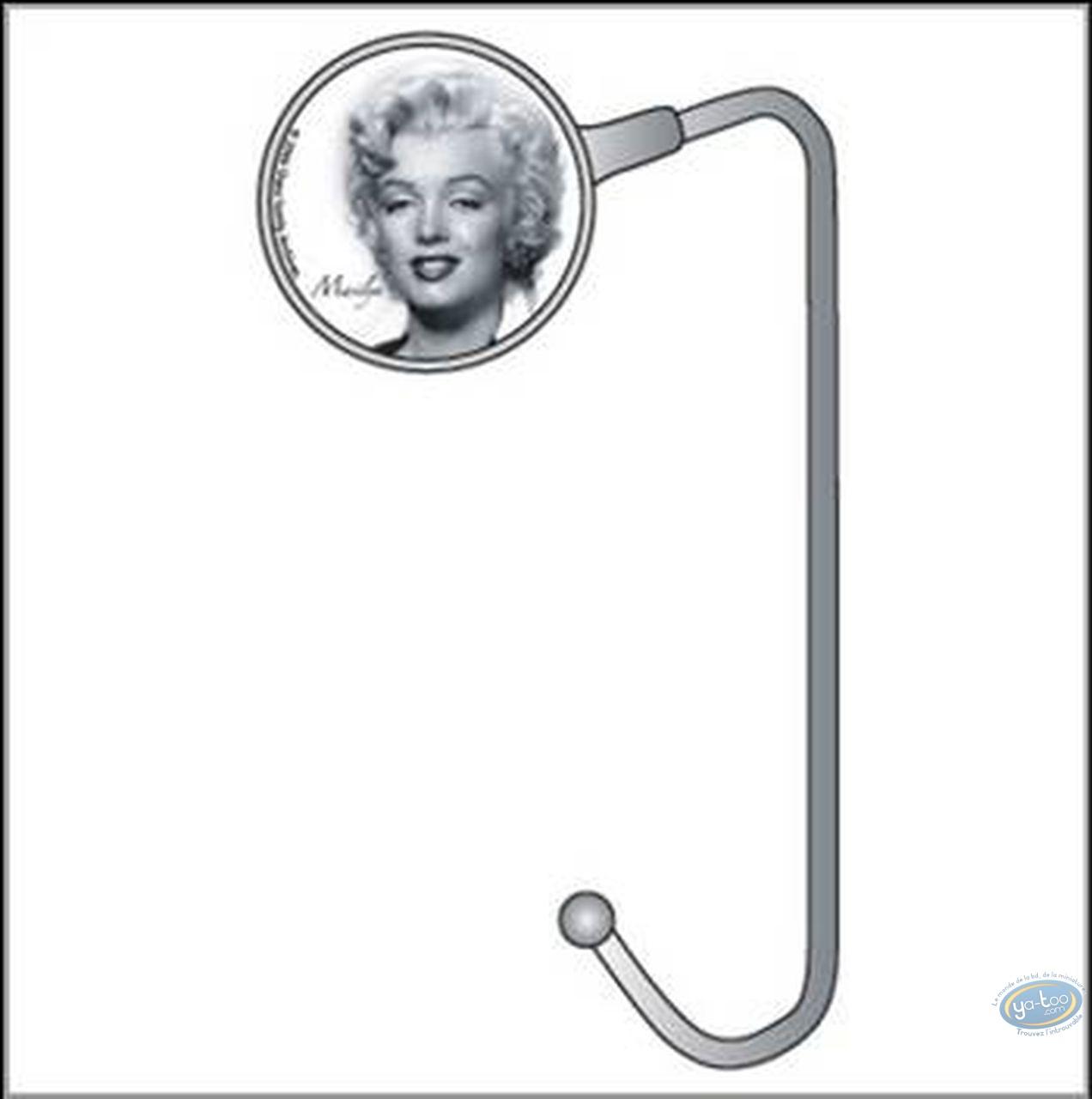 Bagagerie, Marilyn Monroe : Accroche-sac, Marilyn Monroe