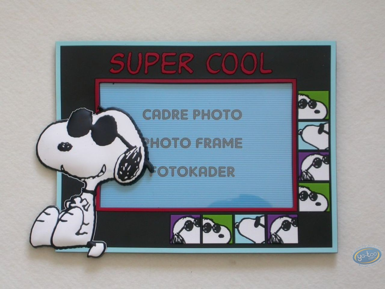 Cadre photo, Snoopy : Snoopy