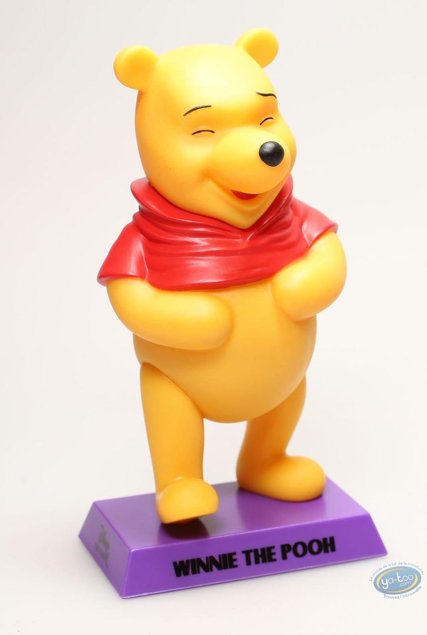 Figurine plastique, Winnie l'Ourson : Winnie, Disney