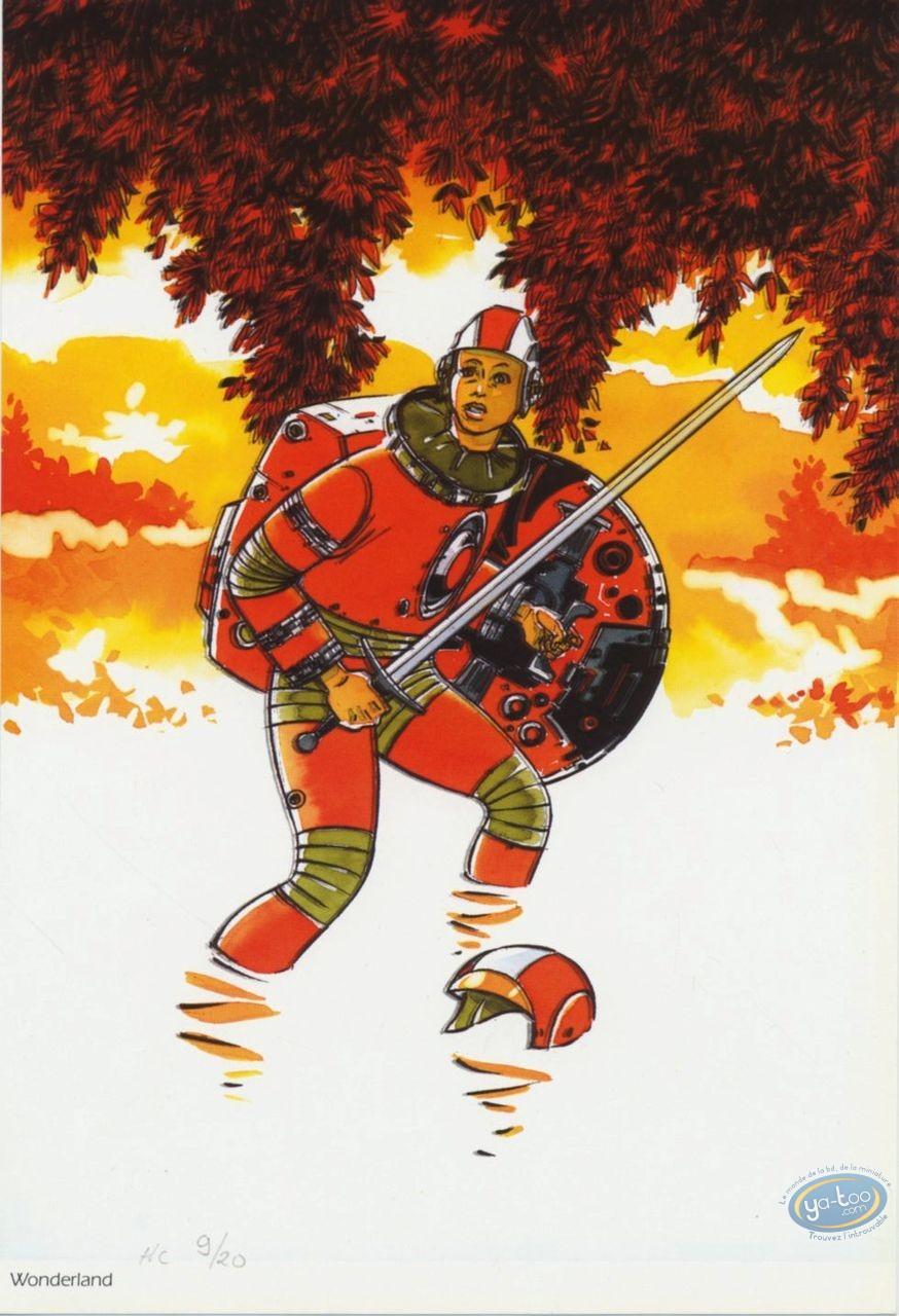 Ex-libris Offset, Guerre Eternelle (La) : Dans le champ de stase