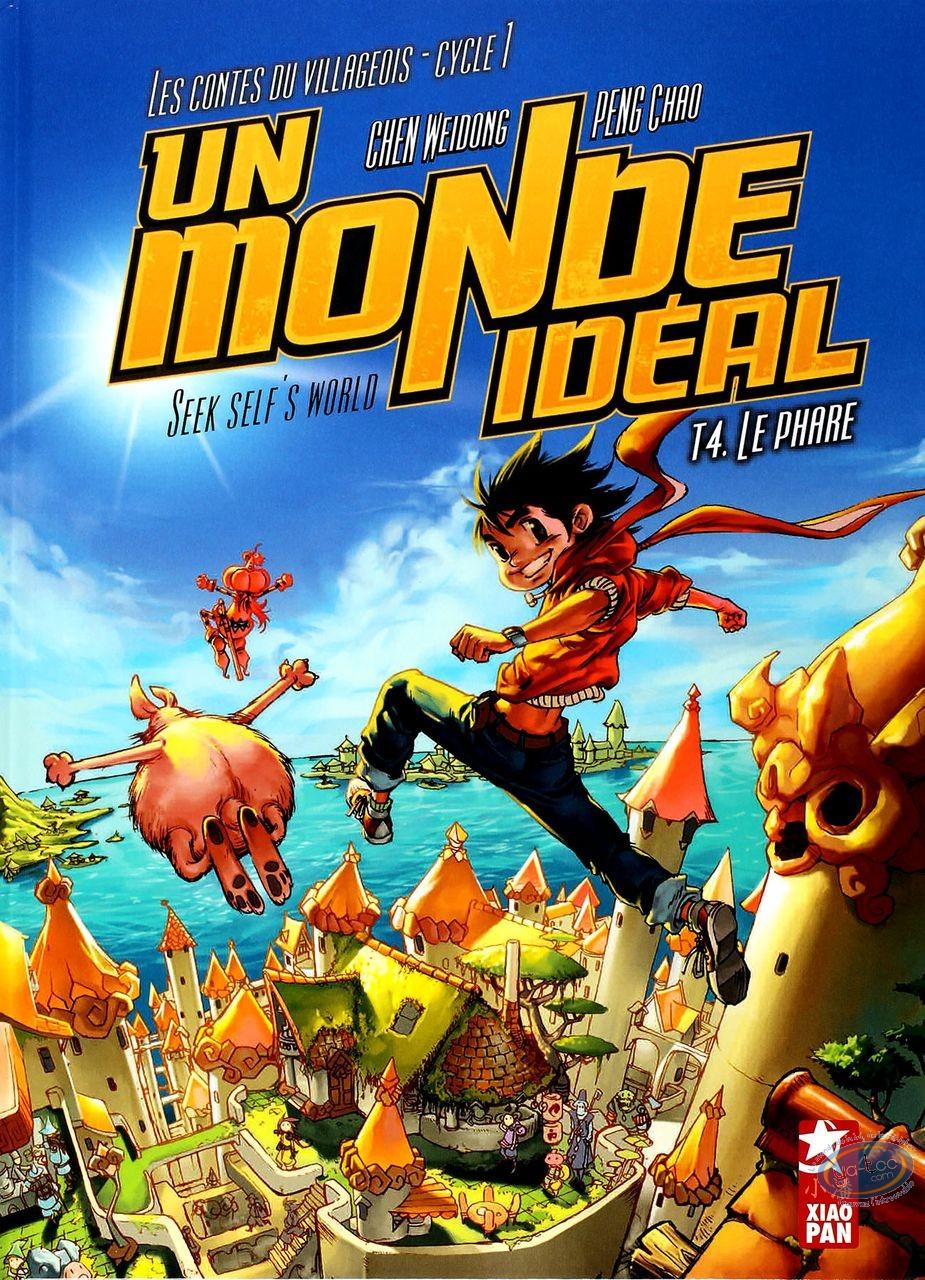 BD prix mini, Monde Idéal (Un) : Le phare