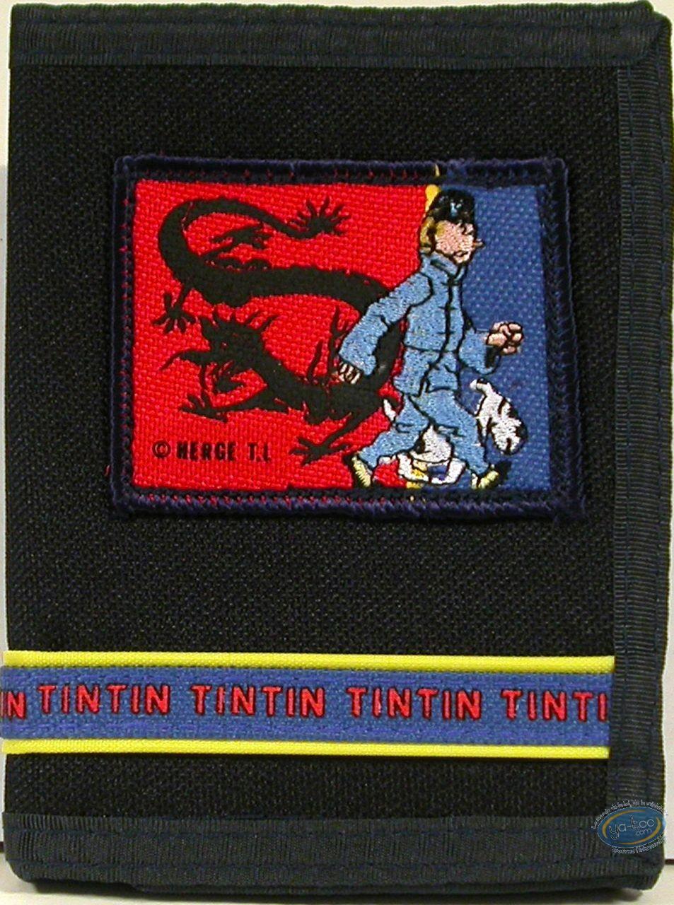 comparer les prix style populaire détaillant en ligne Bagagerie, Tintin : Portefeuille, Tintin