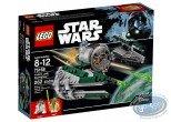 Jouet, Star Wars : Yoda's Jedi Starfighter