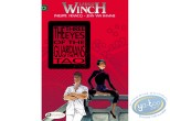 BD prix mini, Largo Winch : The Three Eyes of The Guardians of The Tao