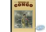 BD prix mini, Retour au Congo : Retour au Congo