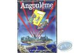 Affiche Offset, Druillet : Angoulême la ville qui vit en ses images