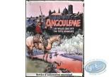 Affiche Offset, Jonathan Cartland : Blanc-Dumont : Angoulême la ville qui vit en ses images