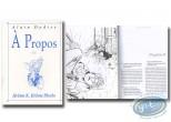 Monographie, Jérome K Bloche : A propos de Jérôme K Bloche