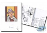 Monographie, Jérome K Bloche : A Propos de Bloche