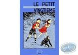 Affiche Sérigraphie, Jo et Zette : La neige