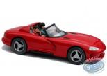 Véhicule de BD, XIII : XIII et Jones Cabriolet Dodge Viper n°XIII, Michel Aroutcheff