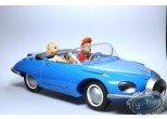 Véhicule de BD, Spirou et Fantasio : Turbot-traction 1 bleue, Michel Aroutcheff