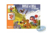 BD prix mini, Boule et Bill : Billy and Buddy at the mountains