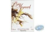 Etiquette de Vin, Fée sur branche - Bois Meynard 1996
