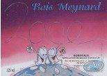 Etiquette de Vin, Couple - Bois Maynard 2000