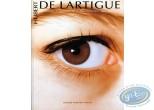 BD prix mini, Catalogue d'Exposition : Hubert de Lartigue, Peintures 2003-2004 (couverture oeil)