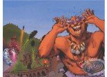 Affiche Offset, Trolls de Troy : Feu d'artifice