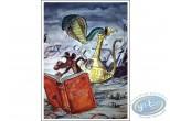 Affiche Offset, Pacush Blues - Les rats : Aladin