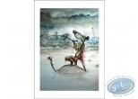 Affiche Offset, Pacush Blues - Les rats : Le Pêcheur