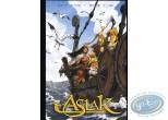 Edition spéciale, Aslak : L'oeil du Monde (bleu)
