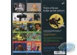 Timbre, Tintin : Planche de 10 timbres, Tintin