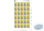 Timbre, Luc Orient : Planche de 30 timbres, Luc Orient