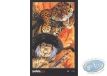 Ex-libris Offset, Waldeck : La chasse