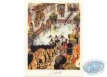 Ex-libris Offset, Quetzacoatl : The Bath