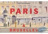 Carte postale, Montmartre - portfolio