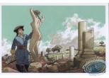 Carte postale, Rencontres : Officer - sculptor