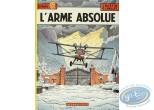 BD cotée, Lefranc : Lefranc, L'arme Absolue