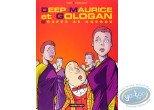 BD prix mini, Deep Maurice et Gologan : Gaffe au gourou