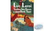 BD cotée, Luc Leroi : Toutes les fleurs s'appellent Tiare (no soft book)