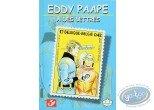 BD prix mini, Tommy Banco : Eddy Paape a des lettres
