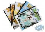 Album de Luxe, Jungla : Série en 5 tomes