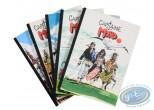 Album de Luxe, Capitaine Moko : Série complète en 5 tomes