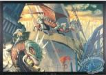 Affiche Offset, Dragons : Dim D, Dragons
