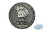 Médaille, Spirou et Fantasio : Médaille Spirou et Fantasio