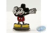 Figurine métal, Mickey Mouse : The Blue Lotus ( bas relief), Disney
