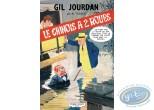Album de Luxe, Gil Jourdan : Le chinois à 2 roues