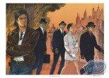Ex-libris Offset, Niklos Koda : Les hommes en noir