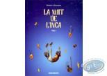BD cotée, Nuit de l'Inca (La) : La Nuit de l'Inca, Tome 1