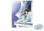 Affiche Offset, Largo Winch : Le balcon