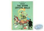 BD prix réduit, Tintin : The 7 crystal balls