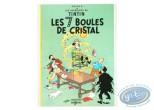BD prix mini, Tintin : Les 7 boules de cristal