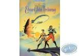 BD cotée, Edward John Trelawnay : Edward John Trelawnay, Le Voyage du Starkos